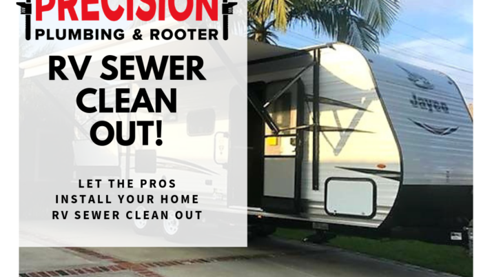 RV Sewer Clean Out